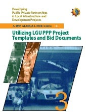 Volume 3 - LGU PPP Manual