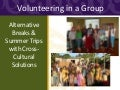 Volunteering as a Group - CCS Webinar Presentation