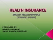 Voluntry health insurance