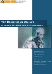 Von Descartes Zu Deckard Webversion