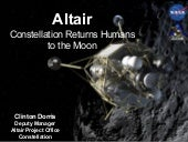 Altair: Constellation Returns Human...