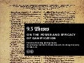 9,5 Theses on the Power and Efficacy of Gamification