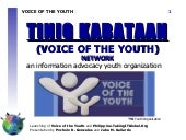 VOICE OF THE YOUTH NETWORK