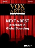 Vox Artis, Voice of Experts -  Next & Best Practices in Global Sourcing