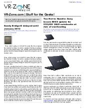 VR-Zone Tech News for the Geeks Jul...