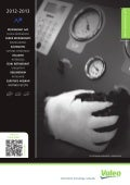 Valeo Refrigerant Gas 2012-2013 catalogue 955600