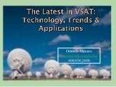 Vsat, The Lastest In Technology