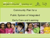 Community Plan for a