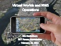 Virtual Worlds and NWS Operations