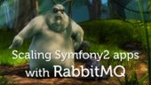 Scaling Symfony2 apps with RabbitMQ - Symfony UK Meetup