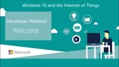 Windows 10 and the Internet of Things