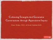 Cultivating Strenghts and Generativ...