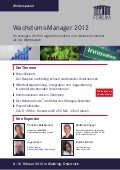 Wachstums-Manager 2012