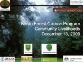 Berau Forest Carbon Program Communi...