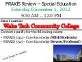 Special Education Praxis Review - Raleigh , NC