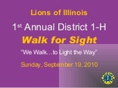 Walk4 Sight Ver. 071810