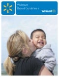 Manual de Identidade Visual da Walmart