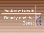 Walt disney series iii