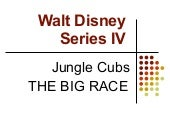 Walt disney series iv