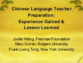 Wang Curran Tang Chinese Language T...
