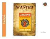 Wanted Marketing Linchpins
