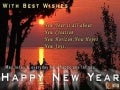2009 - Warm New Year Wishes