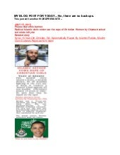 Warnings concerning islam   alexand...