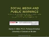 Warnings social media rev 3