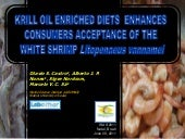 Was 2011   shrimp sensorial test - ...