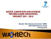 Wash tech mole conf 2