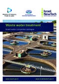 WATEC ISRAEL 2013, Israeli water companies for Wastewater treatment