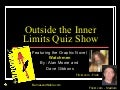 Outside The Inner Limits Quiz Show : Watchmen