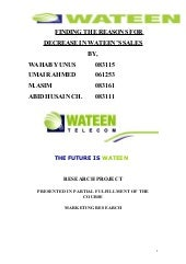 Wateen final (research method)