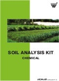 Water & Soil Analysis Kit by ACMAS Technologies Pvt Ltd.