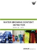 Water Bromine Content Detector by ACMAS Technologies Pvt Ltd.