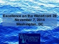 Waterfront center awards