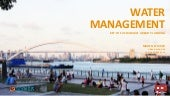 Water management - Key to Sustainab...