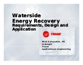 Waterside energy-recovery hourlong-...