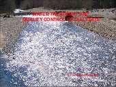 Water treatment and quality control...