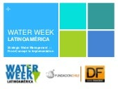 Water Week Latinoamérica, 17-22 of ...