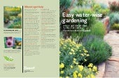 Easy Water-Wise Gardening - San Die...