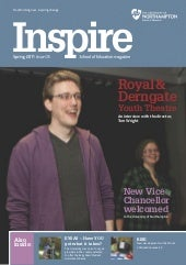 Inspire - education magazine Issue0...