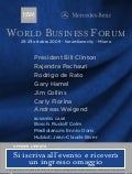 World Business Forum Milano 2009.