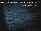 Websphere Business Integration