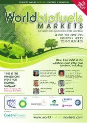World Biofuels Markets 2010