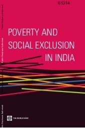 Wb poverty and exclusion in india