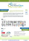 Global ManuChem Strategies 2014 - Post Event Report
