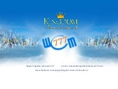 Wcm777.ppt. español kingdom team