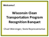 Wisconsin Clean Transportation Prog...