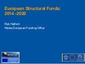 Post 2013 Euro funding programmes